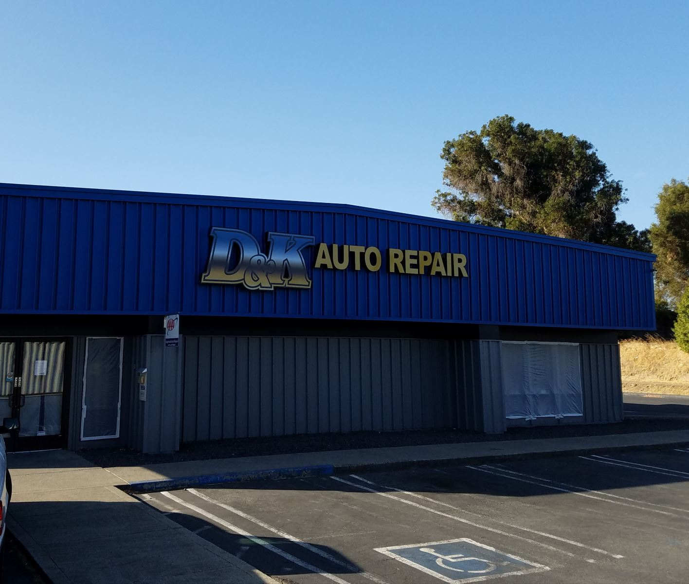 D&K Automotive Repair Update for October 10, 2017